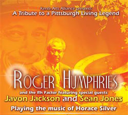 Roger Humphries and the RH Factor Playbill Poster