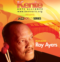 Roy Ayers Playbill Poster